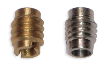 Nile-Tec Stainless Steel & Brass Threaded Inserts - Click Image to Close